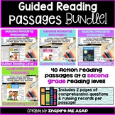Second Grade Guided Reading Passages BUNDLE