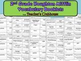 Second Grade HM Vocabulary Booklets