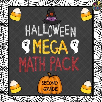 2nd Grade Halloween Math