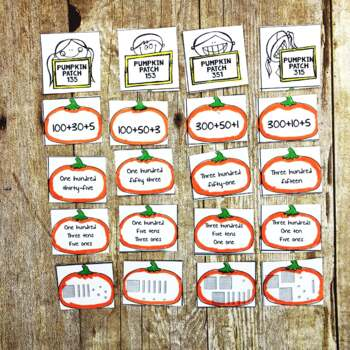 2nd Grade Halloween Math - Free Math Activity by The Lifetime Learner