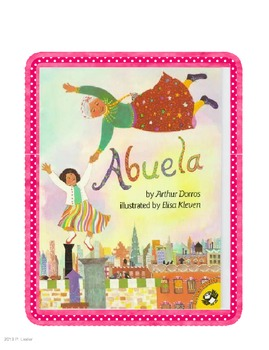 Second Grade Harcourt Trophies Book 5 Abuela