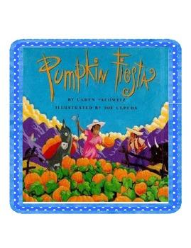 Second Grade Harcourt Trophies Pumpkin Fiesta