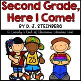 Second Grade, Here I Come Literature Unit
