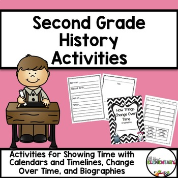 Second Grade History Lessons