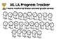 Second Grade IXL Language Arts Tracker