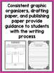 Second Grade Informational, Narrative, and Opinion Writing Prompts BUNDLE