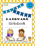 Second Grade Interactive Language Notebook