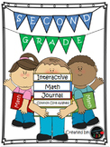 Second Grade Interactive Math Notebook