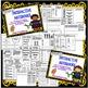 Second Grade Interactive Notebooks Unit 2 {5 WEEKS} Reading, Spelling, Grammar