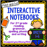 Second Grade Interactive Notebook-Units 1-6 {30 WEEKS}