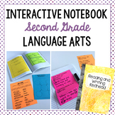 Second Grade Interactive Notebook for Language Arts