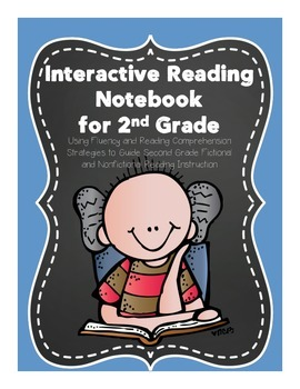 Interactive Reading Notebook using Fictional and Nonfictional Text for 2nd Grade