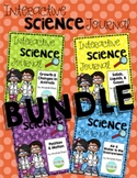 Second Grade Interactive Science Journal: BUNDLE {Now Editable!}