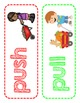 Second Grade Interactive Science Journal: Position and Mot