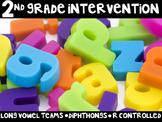 Second Grade Intervention Curriculum