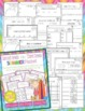 Second Grade Into Third Grade Summer Packet (Common Core Aligned)