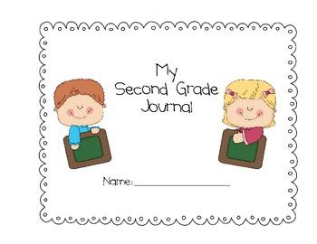 Second Grade Journal
