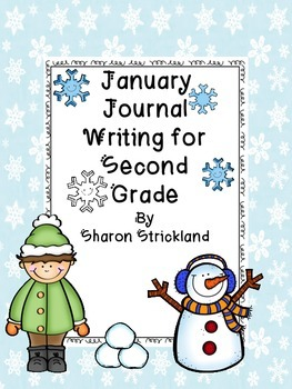 Second Grade Journal Writing for January