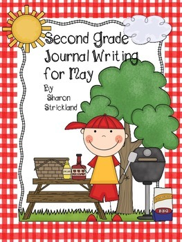 Second Grade Journal Writing for May