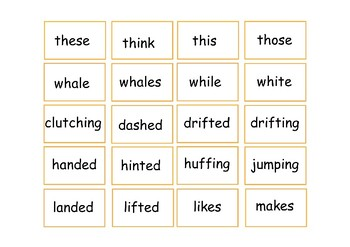 Second Grade Journeys Decodable Words Roll, Say, Keep Game