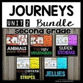 Journeys Second Grade | Unit 2 | Bundle | Animals Building Homes