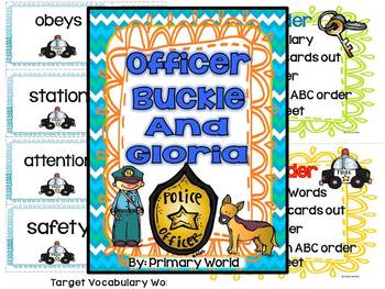 Journeys Second Grade  Officer Buckle and Gloria  Unit 3.15
