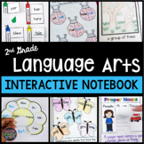 Second Grade Interactive Notebook (Language Arts / ELA)