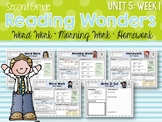 Second Grade Language Arts Morning Work Unit 5: Week 1