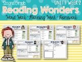 Second Grade Language Arts Morning Work Unit 1: Week 2