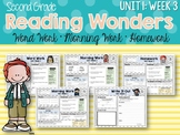 Second Grade Language Arts Morning Work Unit 1: Week 3