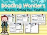 Second Grade Language Arts Morning Work Unit 1: Week 4