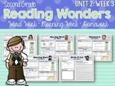 Second Grade Language Arts Morning Work Unit 2: Week 3