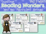 Second Grade Language Arts Morning Work Unit 2: Week 5