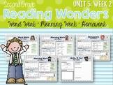 Second Grade Language Arts Morning Work Unit 5: Week 2