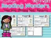 Second Grade Language Arts Morning Work Unit 6, Week 2