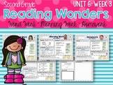 Second Grade Language Arts Morning Work Unit 6, Week 3