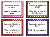 Language Arts Task Cards: Second Grade