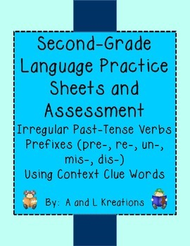 Second-Grade Language Practice and Assessment