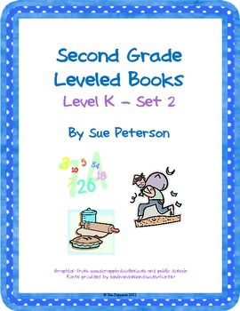 Second Grade Leveled Books: Level K - Set 2