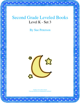 Second Grade Leveled Books: Level K - Set 3