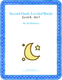 Second Grade Leveled Books: Level K - Set 3