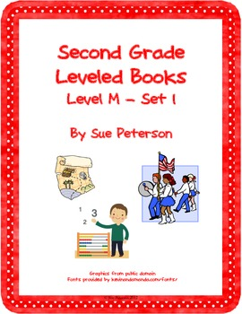 Second Grade Leveled Books: Level M - Set 1