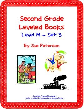 Second Grade Leveled Books: Level M - Set 3