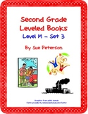 Second Grade Leveled Books: Level M - Set 3