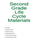 Second Grade Life Cycle Materials