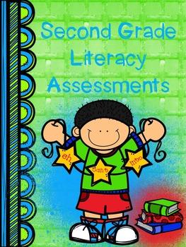 Second Grade Literacy Assessments