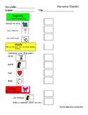 Second Grade Lucy Calkins Narrative Checklist