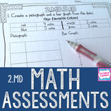 Math Assessments - Second Grade Measurement