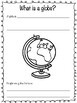 Map Skills Journal