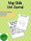 Map Skills Journal